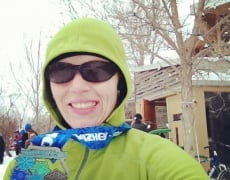 HYPOTHERMIC HALF MARATHON 2012