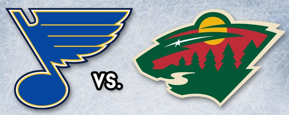St. Louis Blues vs. Minnesota Wild