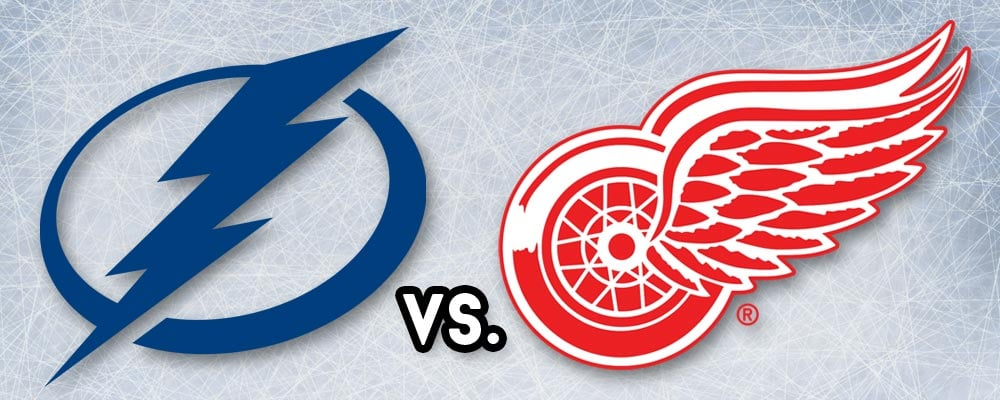 lightning vs red wings