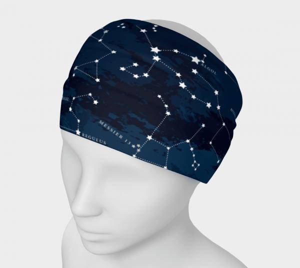 constellation headband