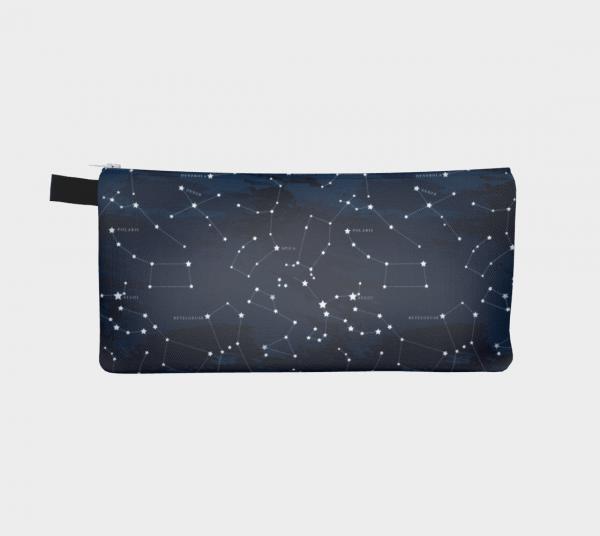 Constellation pencil case